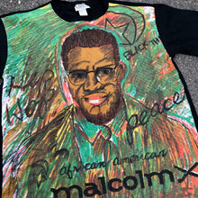 Load image into Gallery viewer, MALCOLM X 90'S T-SHIRT