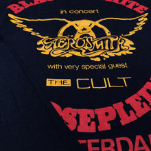 Load image into Gallery viewer, AEROSMITH 89 TOUR T-SHIRT