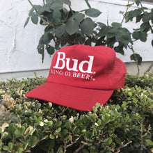 Load image into Gallery viewer, BUDWEISER BUD 80'S CAP
