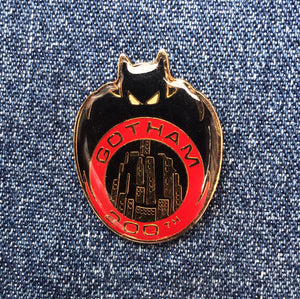 BATMAN GOTHAM 200TH 89 PIN