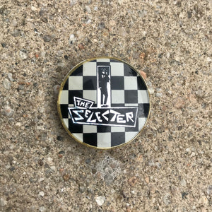 THE SELECTER 80'S PIN BADGE