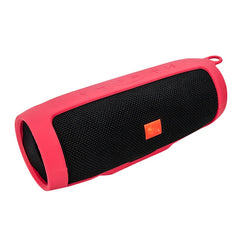 Wireless Bluetooth Speaker For JBL charge3 Bluetooth Speaker CasePortable Mountaineering Silicone Case Outdoor Speaker for PC#PN