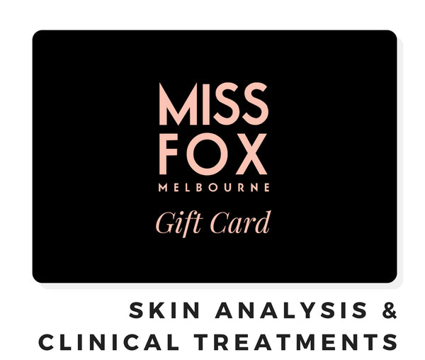 MISS FOX Holistic Skin Analysis with VISIA® — Fully Redeemable