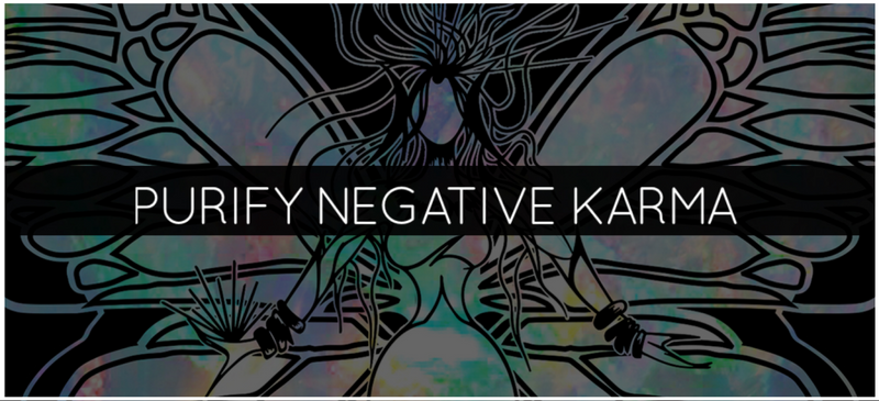 PURIFY NEGATIVE KARMA STRATAGEM