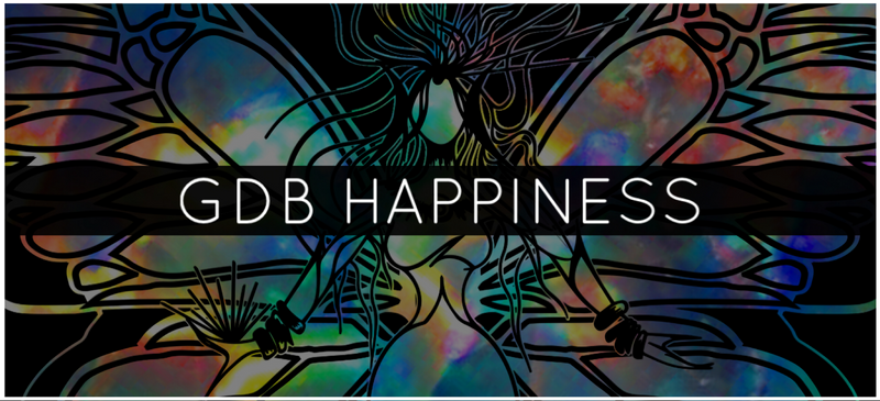 GDB HAPPINESS TALISMAN™