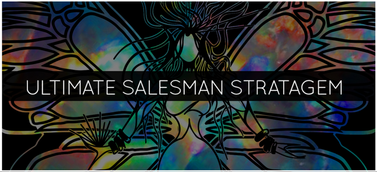 ULTIMATE SALESMAN STRATAGEM