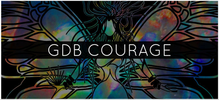 GDB COURAGE TALISMAN™