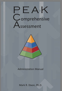 PEAK Comprehensive Assessment (PCA)