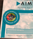 AIM Student Workbooks