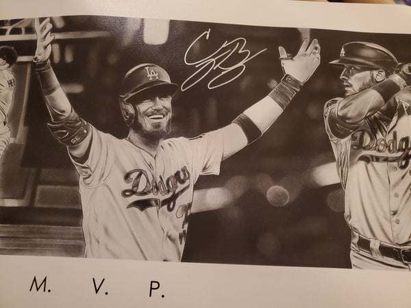 BELLINGER MVP - Canvas