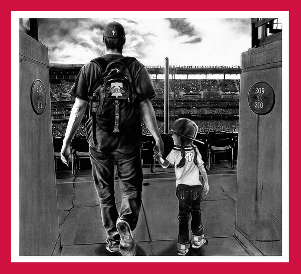 PERFECT DAY PHILLIES - Canvas