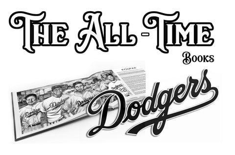 The All-Time Dodgers Book - Limited Edition