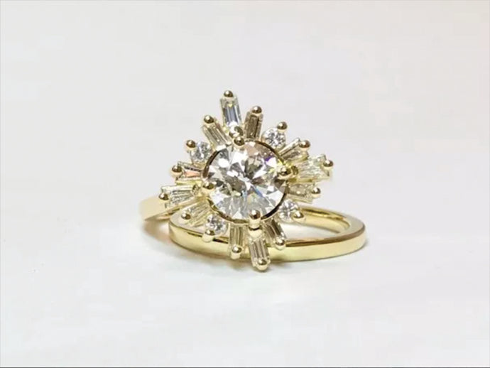 A True Heirloom Engagement Ring