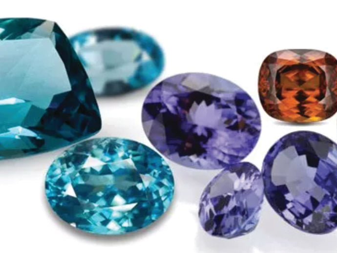 December's Birthstones: Blue Zircon, Turquoise & now…Tanzanite
