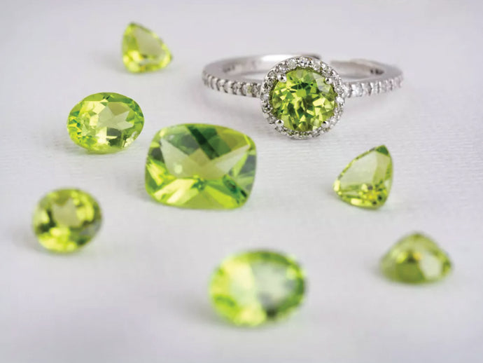 "Peridot – The ""Evening Emerald"""