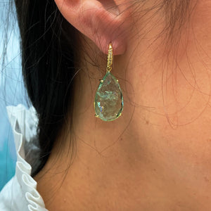 "18k Yellow Gold ""Joyce"" Lauren K Earrings"