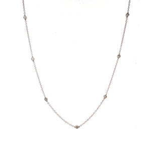 """Diamonds By Yard"" Necklace"