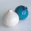 Ceramic Pomegranate bud vase, Good Luck for your Home