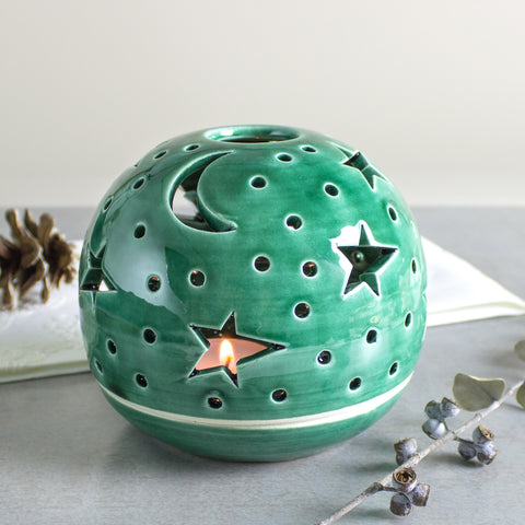 THE ORIGINAL Star Candileria™ in Emerald Green