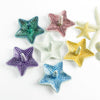 White Starfish Ring Holder