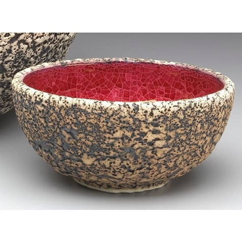 Large Geode Rock Bowl