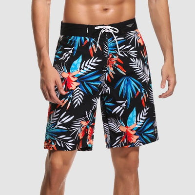 Rocky-Lip Boardshort — Rainforest