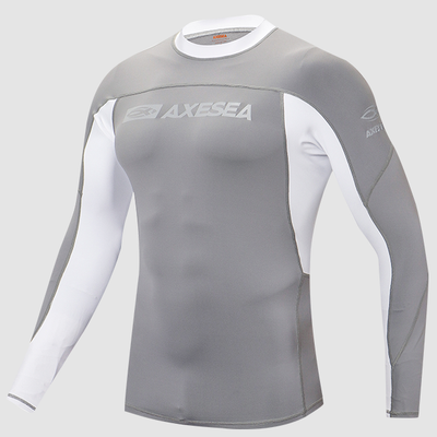 Team Long Sleeve UPF 50 Rash Guard