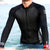 2mm Neoprene Long Sleeve Front Zip Man's Wetsuit