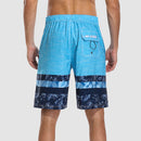 Rocky-Lip Boardshort — Rainforest - AXESEA