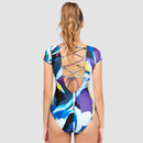 Endless Party One Piece Swimsuit — Lost in Pacific
