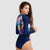 Focus Long Sleeve One Piece Swimsuit — Origin