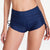 High Waist Full Coverage Bikini Bottom - AXESEA