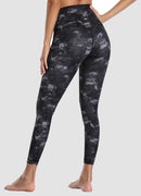"Newborn High Waist Yoga Leggings 25"" — Reef"