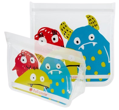 KIDS REUSABLE BAG 2pc