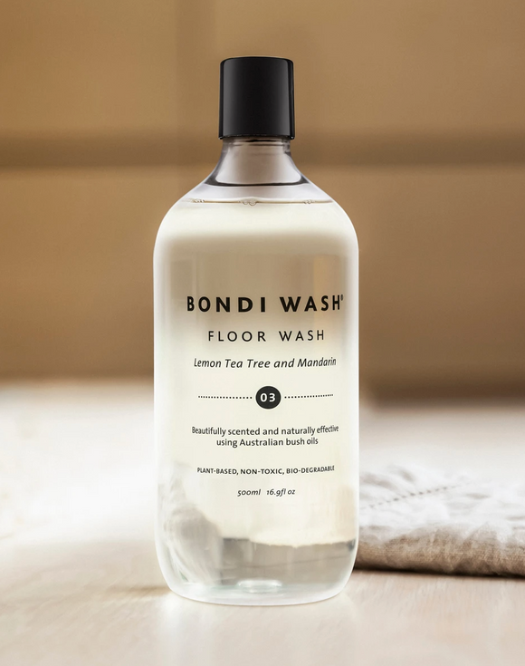 Bondi Wash ~ Floor Wash Sydney Peppermint & Rosemary 500ml