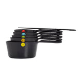 OXO Good Grips 6 Piece Measuring Cup Set - Black