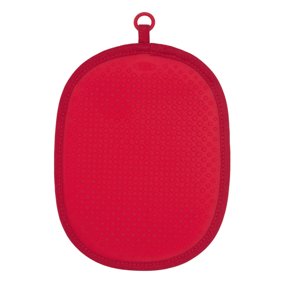 Silicone Pot Holder - Red