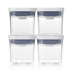 Load image into Gallery viewer, GG POP 2.0 4 PIECE MINI SQUARE SET -  (0.2 QT/ 0.2 L)