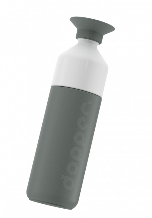 DOPPER INSULATED | 580 ML – GLACIER GREY