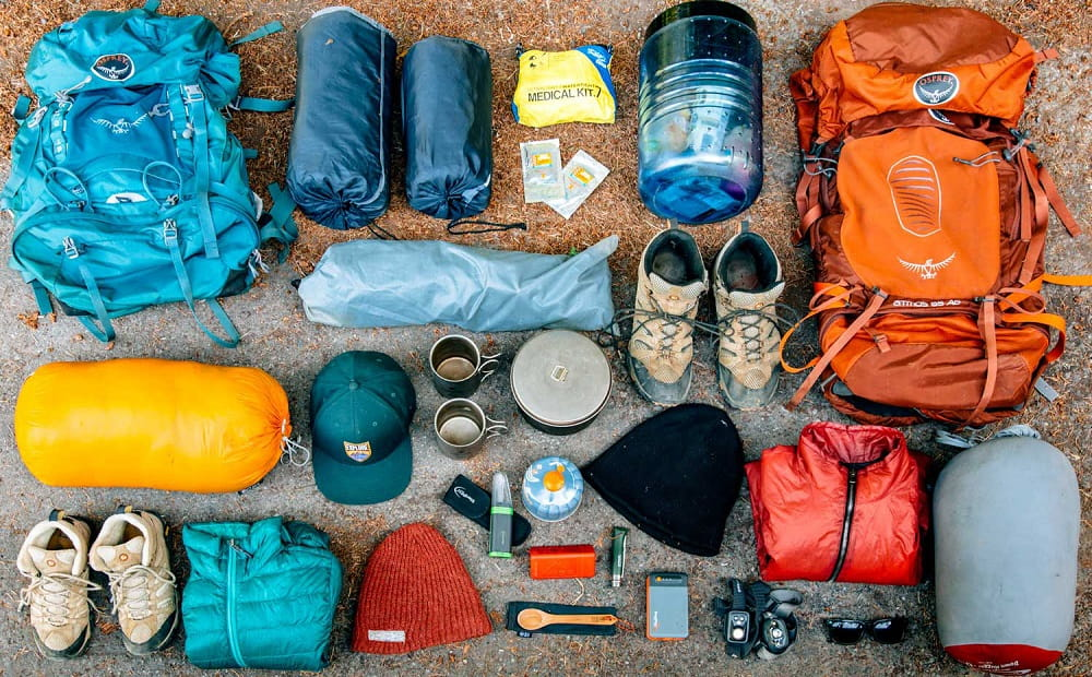 Backpacking-Gear