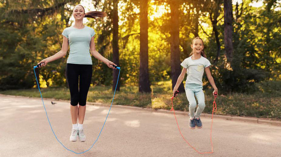 How to Jump Rope in Easy Way
