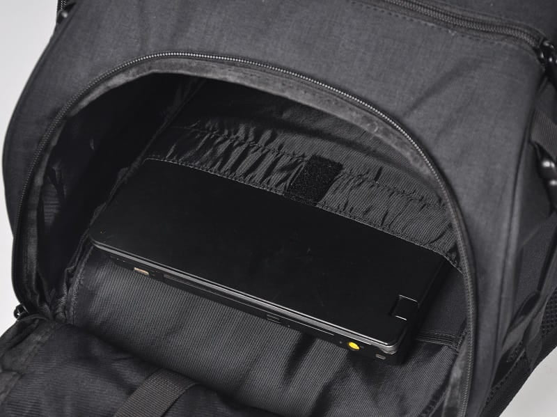 Inner laptop pocket