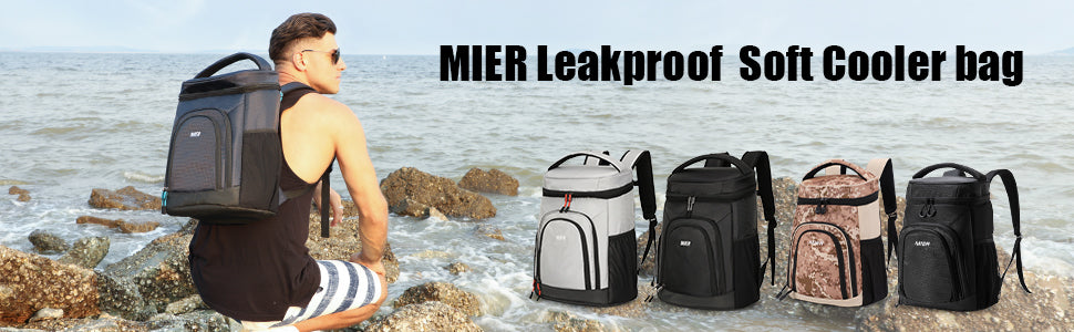 MIER Leakproof Soft Cooler Bag