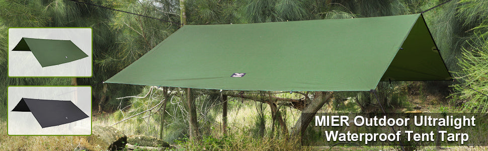 MIER Outdoor Ultralight Waterproof Tent