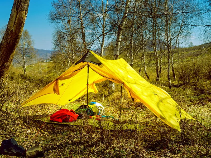 MIER Ultralight Tent 3-Season Backpacking Tents