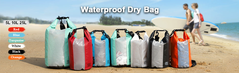 MIER Waterproof Dry Bag