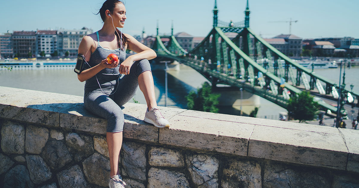 What to Eat Before Running