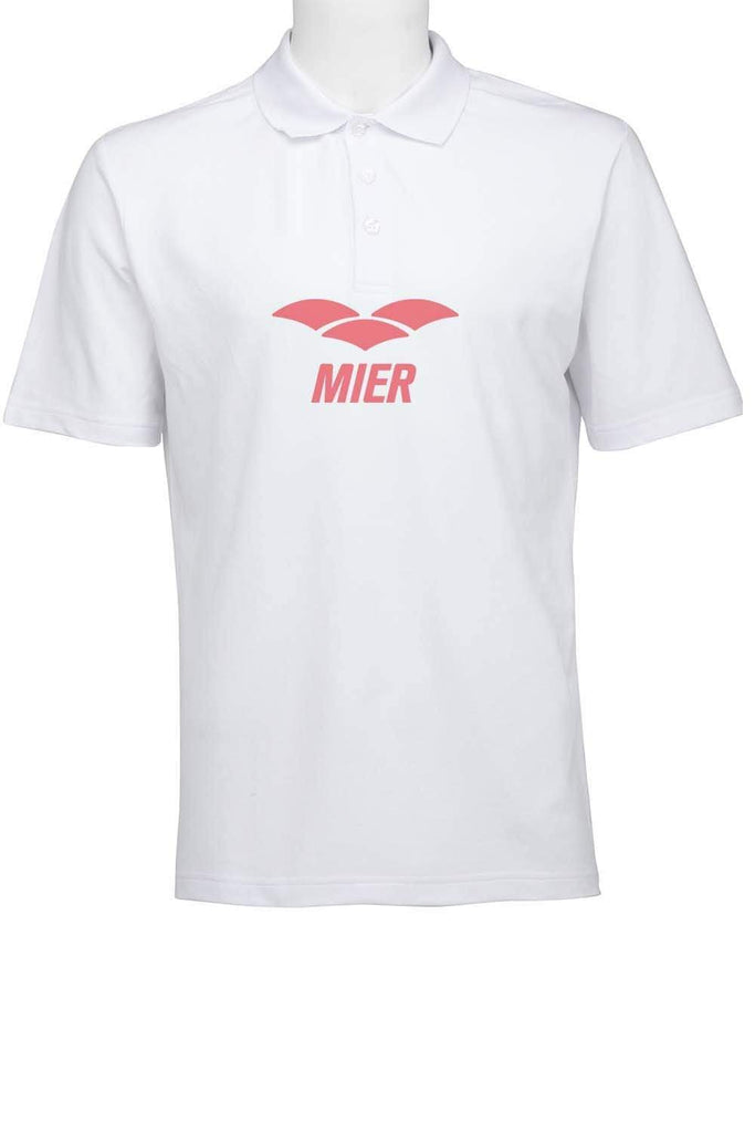 Custom MIER Men's Polo Shirts shirts&polo S MIER