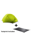MIER 2-Person Camping Tent Easy Setup Lightweight Backpacking Tent with Footprint, 3 Season and 4 Season Dome Tent tent MIER