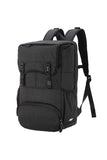 MIER Double Decker Insulated Backpack Cooler with Laptop Compartment Cooler Bag Dimgray MIER
